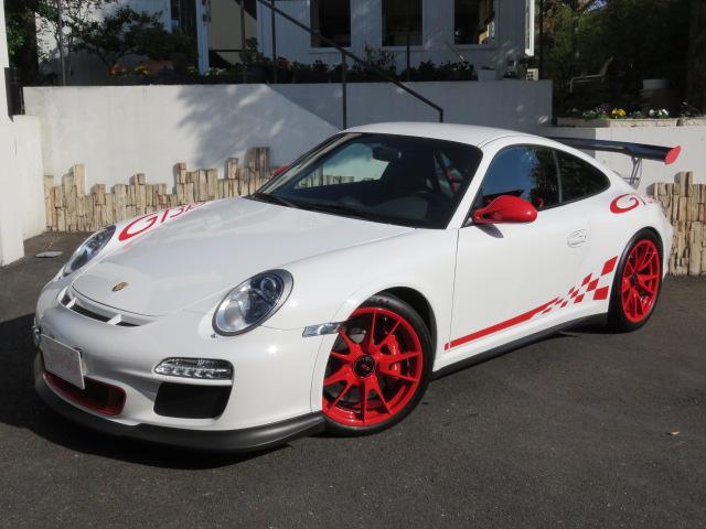 911GT3 RS 6MT 新車並行車 左ハンドル 軽量バケットシート ロベルタフロントリフティング カーボンリヤスポイラー スポーツクロノ 純正19インチセンターロックアルミホイール(3枚目)