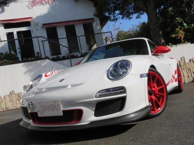 911GT3 RS 6MT 新車並行車 左ハンドル 軽量バケットシート ロベルタフロントリフティング カーボンリヤスポイラー スポーツクロノ 純正19インチセンターロックアルミホイール(5枚目)