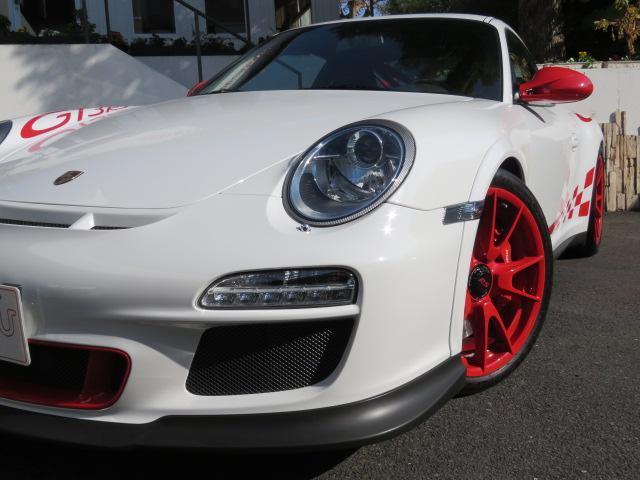 911GT3 RS 6MT 新車並行車 左ハンドル 軽量バケットシート ロベルタフロントリフティング カーボンリヤスポイラー スポーツクロノ 純正19インチセンターロックアルミホイール(7枚目)