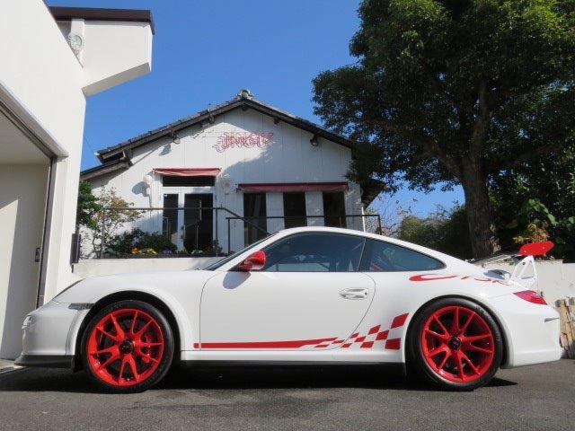 911GT3 RS 6MT 新車並行車 左ハンドル 軽量バケットシート ロベルタフロントリフティング カーボンリヤスポイラー スポーツクロノ 純正19インチセンターロックアルミホイール(10枚目)