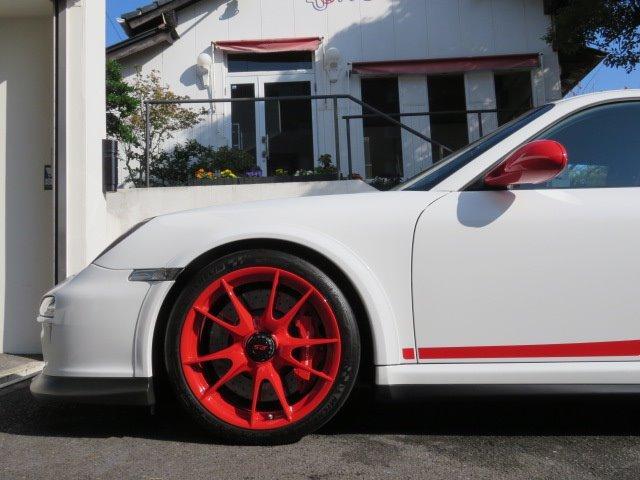 911GT3 RS 6MT 新車並行車 左ハンドル 軽量バケットシート ロベルタフロントリフティング カーボンリヤスポイラー スポーツクロノ 純正19インチセンターロックアルミホイール(11枚目)