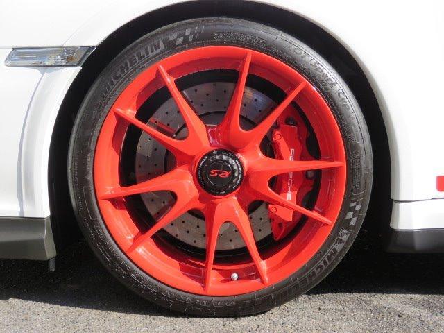 911GT3 RS 6MT 新車並行車 左ハンドル 軽量バケットシート ロベルタフロントリフティング カーボンリヤスポイラー スポーツクロノ 純正19インチセンターロックアルミホイール(13枚目)