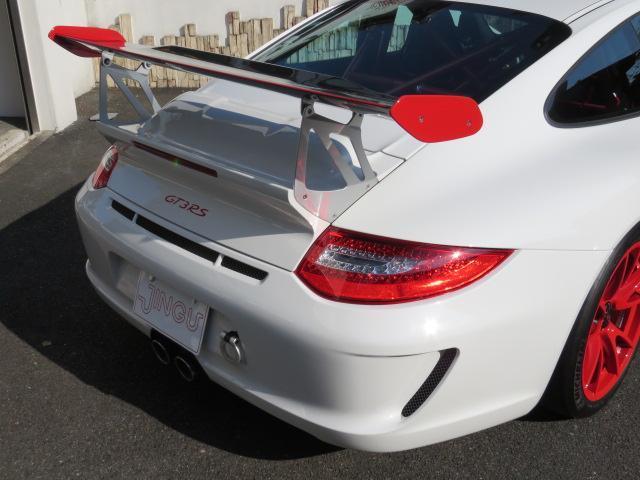911GT3 RS 6MT 新車並行車 左ハンドル 軽量バケットシート ロベルタフロントリフティング カーボンリヤスポイラー スポーツクロノ 純正19インチセンターロックアルミホイール(22枚目)