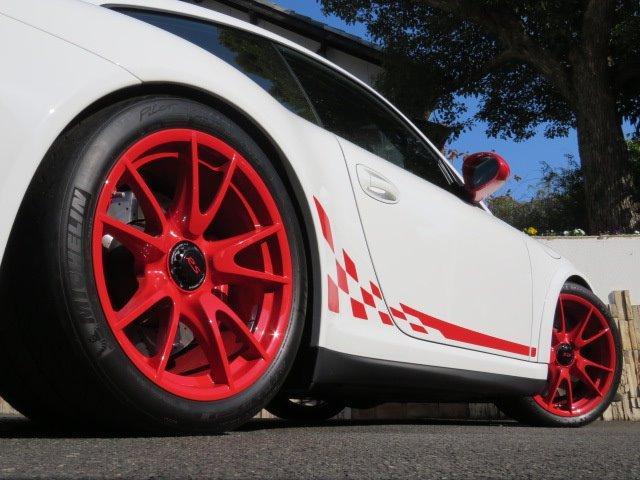 911GT3 RS 6MT 新車並行車 左ハンドル 軽量バケットシート ロベルタフロントリフティング カーボンリヤスポイラー スポーツクロノ 純正19インチセンターロックアルミホイール(25枚目)
