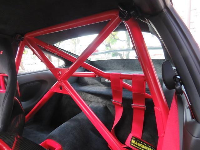 911GT3 RS 6MT 新車並行車 左ハンドル 軽量バケットシート ロベルタフロントリフティング カーボンリヤスポイラー スポーツクロノ 純正19インチセンターロックアルミホイール(39枚目)