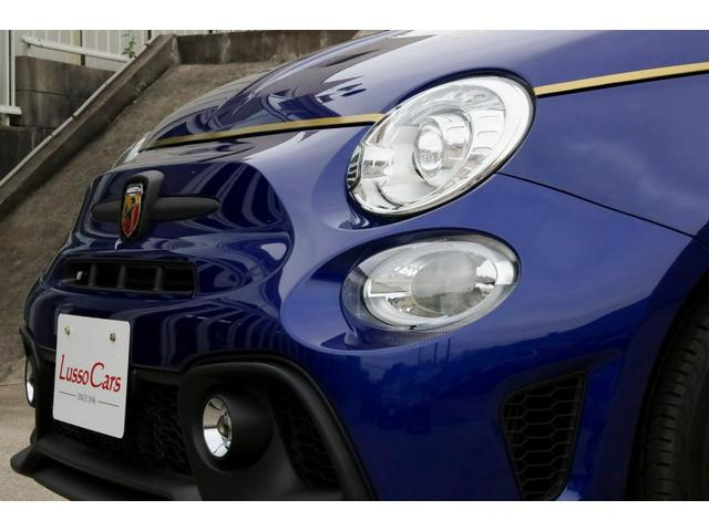 スコルピオーネオーロ 新車並行 5MT LHD 正規未導入カラー AplleCarPlay Beats480Wサウンドシステム 国内未登録(16枚目)