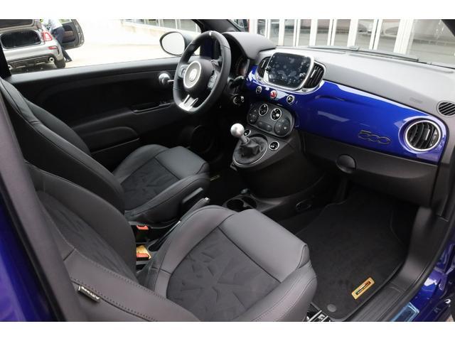 スコルピオーネオーロ 新車並行 5MT LHD 正規未導入カラー AplleCarPlay Beats480Wサウンドシステム 国内未登録(21枚目)