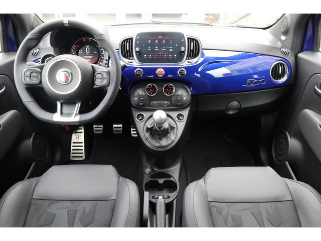 スコルピオーネオーロ 新車並行 5MT LHD 正規未導入カラー AplleCarPlay Beats480Wサウンドシステム 国内未登録(22枚目)