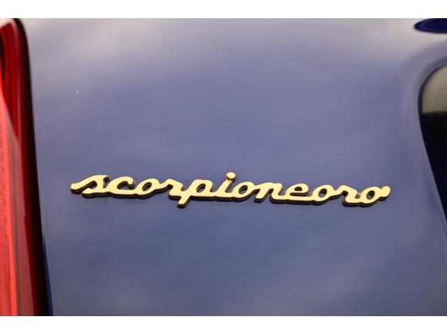 スコルピオーネオーロ 新車並行 5MT LHD 正規未導入カラー AplleCarPlay Beats480Wサウンドシステム 国内未登録(37枚目)