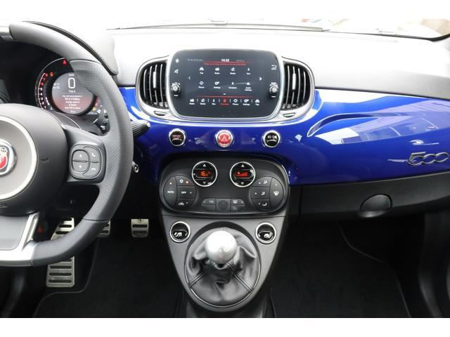 スコルピオーネオーロ 新車並行 5MT LHD 正規未導入カラー AplleCarPlay Beats480Wサウンドシステム 国内未登録(40枚目)