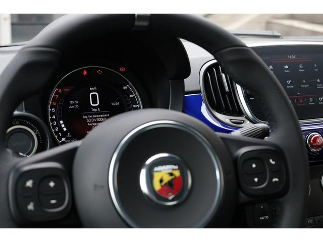 スコルピオーネオーロ 新車並行 5MT LHD 正規未導入カラー AplleCarPlay Beats480Wサウンドシステム 国内未登録(65枚目)