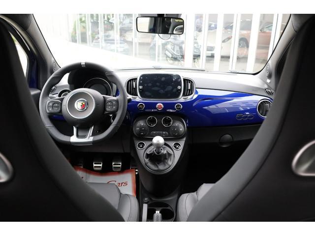 スコルピオーネオーロ 新車並行 5MT LHD 正規未導入カラー AplleCarPlay Beats480Wサウンドシステム 国内未登録(71枚目)
