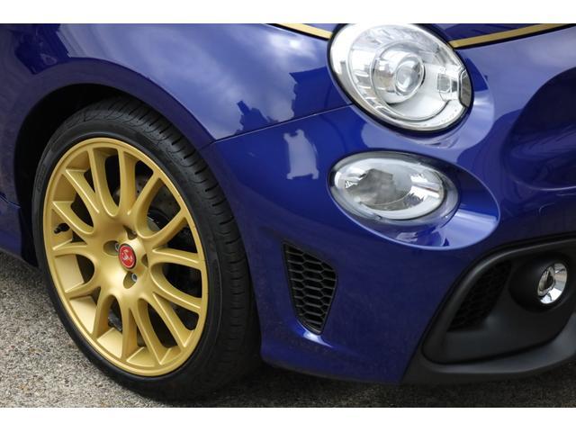スコルピオーネオーロ 新車並行 5MT LHD 正規未導入カラー AplleCarPlay Beats480Wサウンドシステム 国内未登録(73枚目)