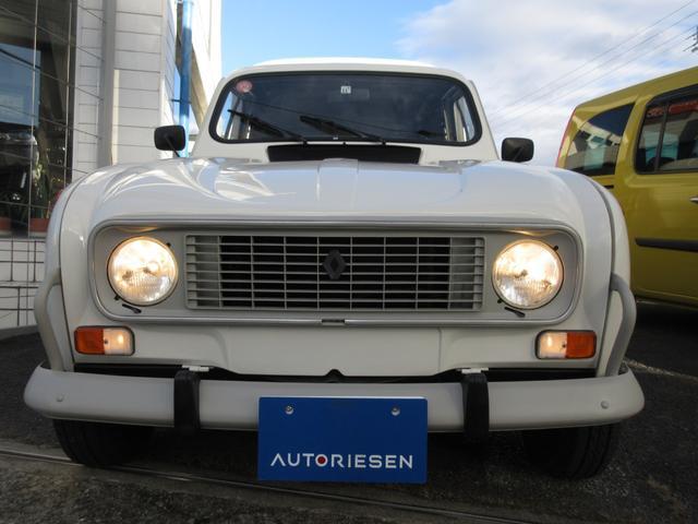「ルノー」「ルノー 4」「コンパクトカー」「愛知県」の中古車41