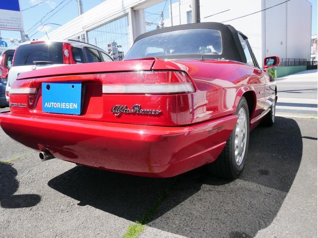「アルファロメオ」「アルファスパイダー」「オープンカー」「愛知県」の中古車40