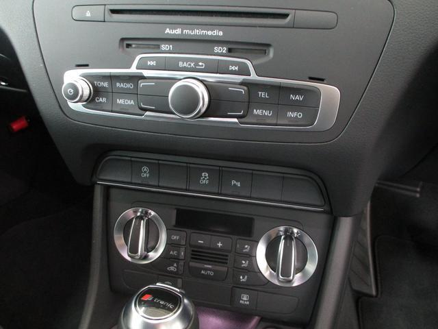 アウディ アウディ Q3 2.0TFSIクワトロ 4WD MMI