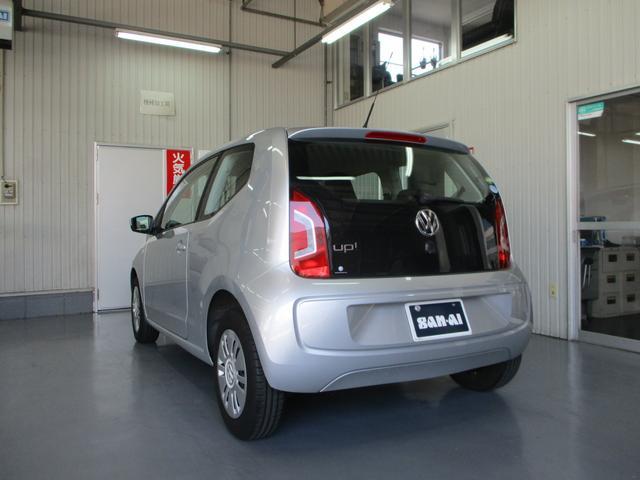 「フォルクスワーゲン」「VW アップ!」「コンパクトカー」「愛知県」の中古車8
