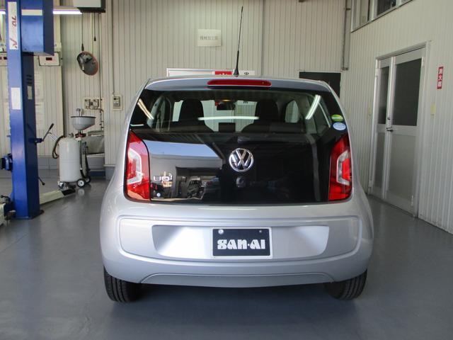 「フォルクスワーゲン」「VW アップ!」「コンパクトカー」「愛知県」の中古車9