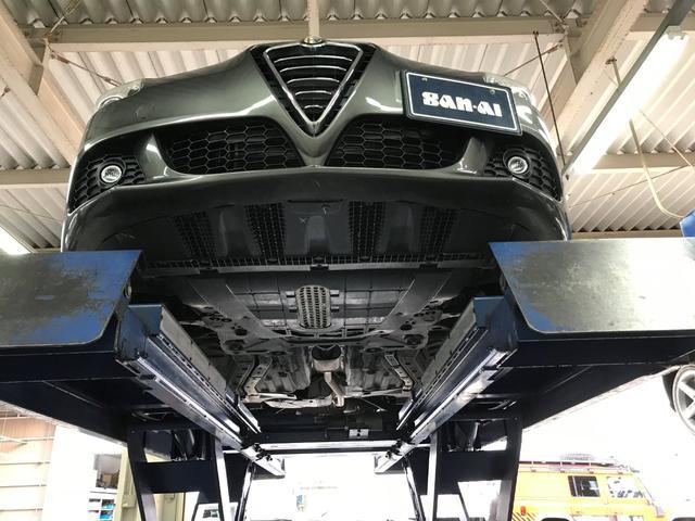 「アルファロメオ」「アルファロメオ ジュリエッタ」「コンパクトカー」「愛知県」の中古車3