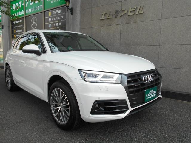 「アウディ」「アウディ Q5」「SUV・クロカン」「愛知県」の中古車5