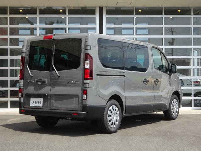 「ルノー」「 トラフィック」「ステーションワゴン」「愛知県」の中古車6