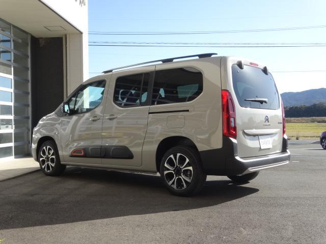 「シトロエン」「シトロエン ベルランゴ」「ミニバン・ワンボックス」「愛知県」の中古車8