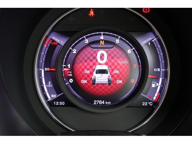コンペティツィオーネ MTA 70th Anniversrサイドエンブレム 新車保証令和5年6月まで レーダー探知機 ドライブレコーダー Apple car play カーボンシート カーボンステアリング(20枚目)