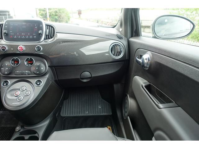 スコルピオーネオーロ 日本未導入カーボンパッケージ装備 レッドキャリパー Apple car play オートライトオートワイパー 自社本国オーダー車両(17枚目)