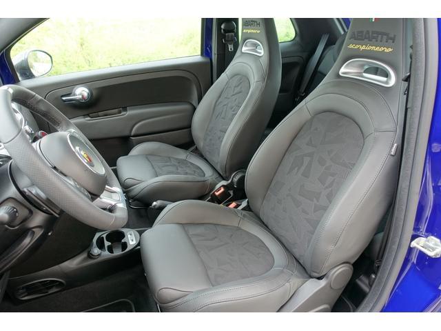 スコルピオーネオーロ 日本未導入カーボンパッケージ&ボディーカラー装着 Apple car play オートライトオートワイパー 自社本国オーダー車両(16枚目)