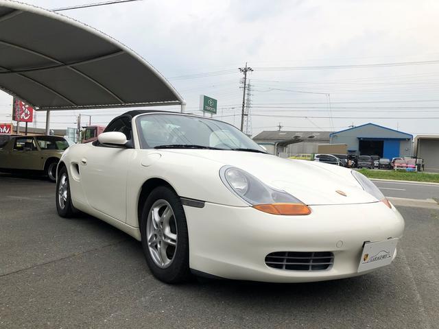 「ポルシェ」「ボクスター」「オープンカー」「愛知県」の中古車3