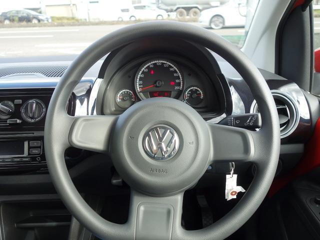 フォルクスワーゲン VW アップ! ムーブ アップ!4ドア