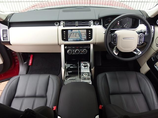 3.0 V6 スーパーチャージド ヴォーグ 4WD(4枚目)