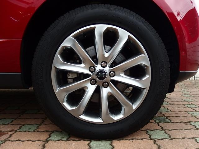 3.0 V6 スーパーチャージド ヴォーグ 4WD(9枚目)