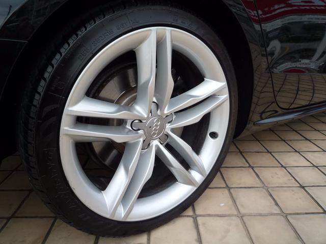 アウディ アウディ S5スポーツバック コンビレザーシート・バング&オルフセン・サンルーフ・