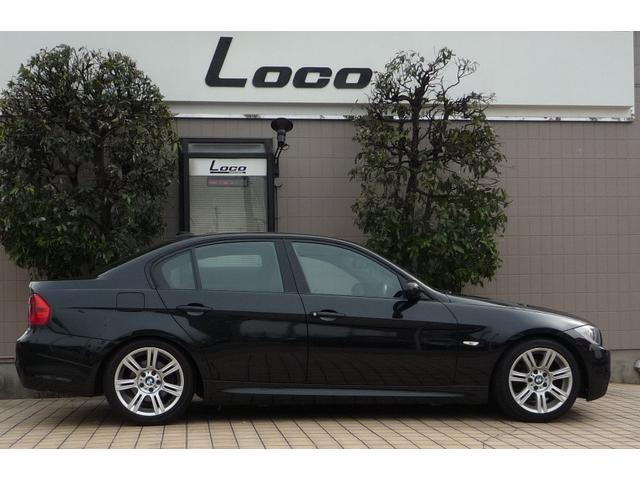 BMW BMW 320i Mスポーツパッケージ 6速マニュアル車