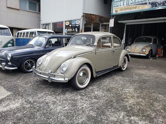 「フォルクスワーゲン」「ビートル」「クーペ」「三重県」の中古車2