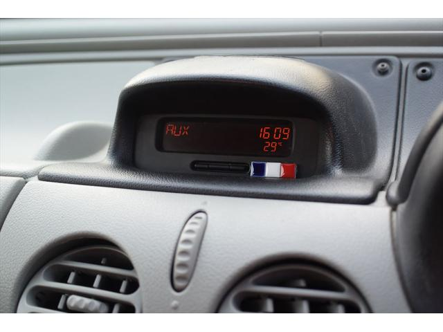 ルノー ルノー カングー 1.6WBカラード ワンオーナー車