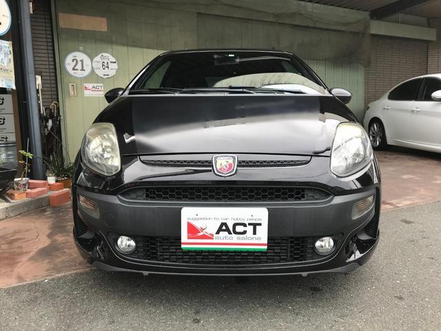 「アバルト」「プント」「コンパクトカー」「愛知県」の中古車3