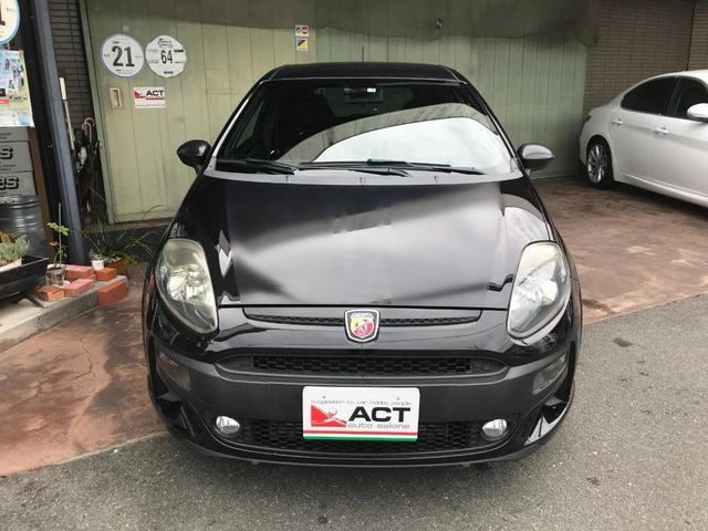 「アバルト」「プント」「コンパクトカー」「愛知県」の中古車4