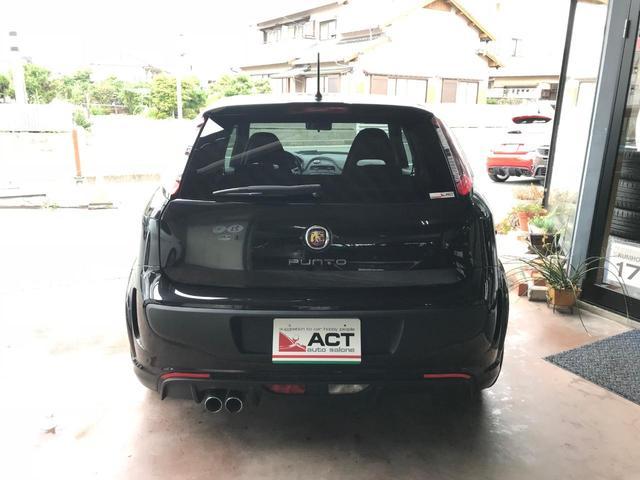 「アバルト」「プント」「コンパクトカー」「愛知県」の中古車12