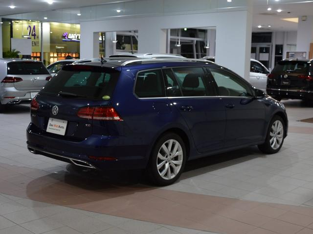 フォルクスワーゲン VW ゴルフヴァリアント TSI Highline 認定中古車 NAVI ETC