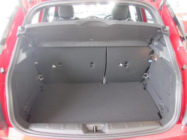 MINI MINI クーパーS 5ドア デモカー ETC2.0純ナビ付認定中古車