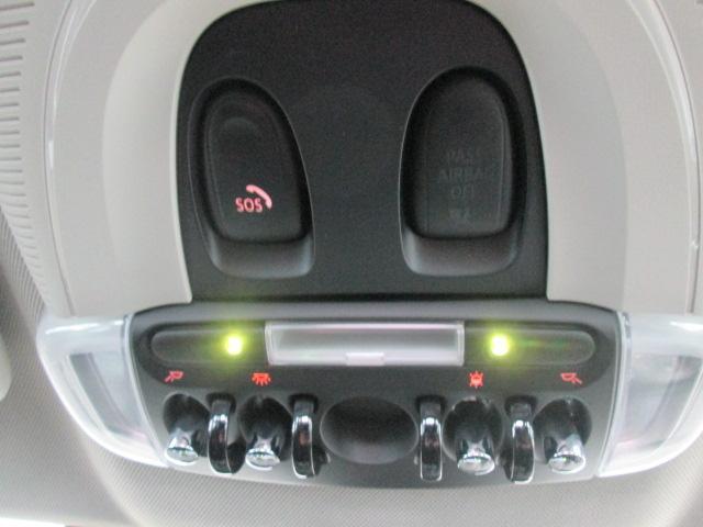 クーパーD クロスオーバー デモカー 認定中古車(15枚目)