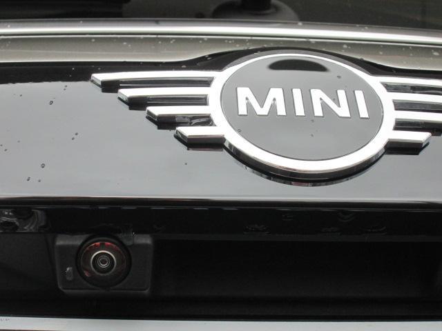 クーパーD クロスオーバー デモカー 認定中古車(18枚目)