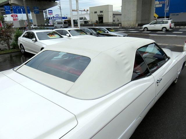 「キャデラック」「キャデラック エルドラド」「クーペ」「愛知県」の中古車9