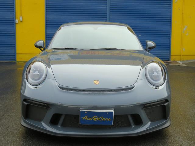 911GT3スポエグFリフターカーボンセラミックスポクロ(8枚目)
