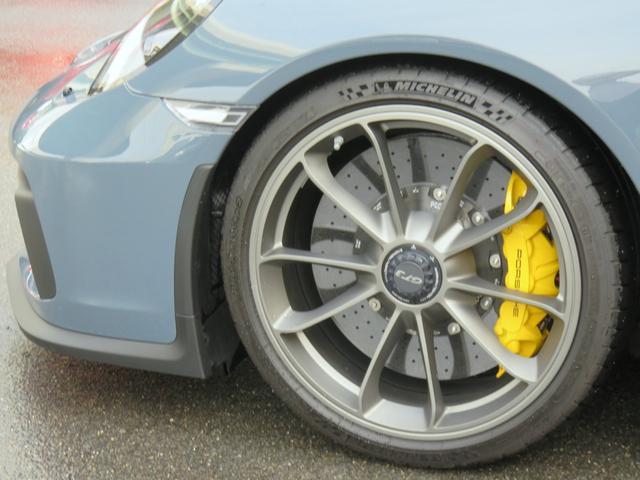 911GT3スポエグFリフターカーボンセラミックスポクロ(13枚目)