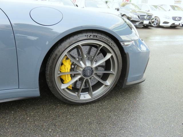 911GT3スポエグFリフターカーボンセラミックスポクロ(14枚目)