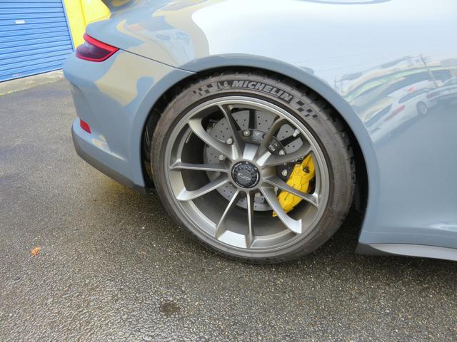 911GT3スポエグFリフターカーボンセラミックスポクロ(17枚目)