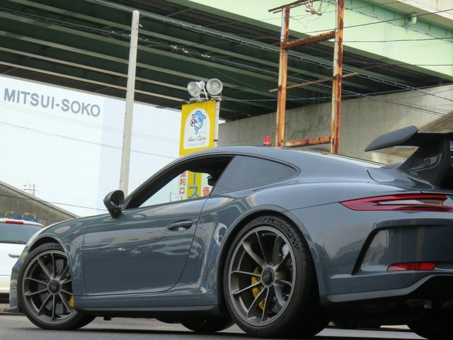 911GT3スポエグFリフターカーボンセラミックスポクロ(23枚目)